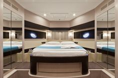 Internal view Riva Yacht - 75' Venere Super  #yacht #luxury #ferretti #riva