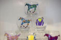 SB Finds for February: Jockey Wine Glasses from Monkees Louisville