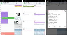 aCalendar - Free Calendar Apps for Android