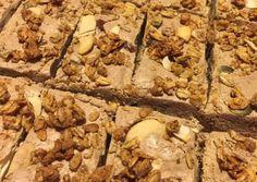 Μπάρες ψυγείου συνταγή από ευα - Cookpad Protein Bars, Stuffed Mushrooms, Vegetables, Desserts, Recipes, Food, Quest Protein Bars, Stuff Mushrooms, Tailgate Desserts
