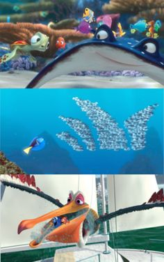 childhood memories finding nemo and full movies on pinterest. Black Bedroom Furniture Sets. Home Design Ideas
