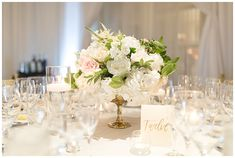 Romantic Style Blush & Cream Beachfront Wedding at the Ritz Carlton, Laguna Niguel in California. The reception featured elegant and lush floral centerpieces with cream, blush and gold accents.  | poshpeony.com Romantic Centerpieces, Floral Centerpieces, Floral Arrangements, Cream Blush, Blush And Gold, Wedding Ceremony, Reception, Wedding Day, Ritz Carlton Laguna Niguel