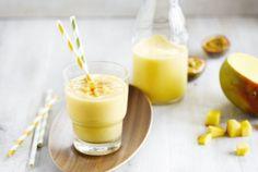 mango-munt smoothie