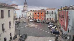 Webcam Sepino Piazza - Italien Live Cam