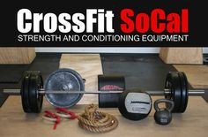 Crossfit garage gym essentials