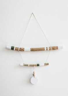WOODEN WALLHANGING