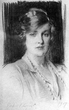 Born Lady Cynthia Hamilton, daughter of the 3rd Duke of Abercorn, she married Albert, 7th Earl Spencer. Description from pinterest.com. I searched for this on bing.com/images