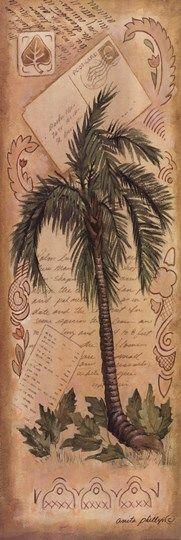 Palm Fronds II