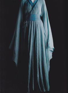 中国的汉服——艳丽而不媚俗,朴素而不暗淡 -- 视觉志 -- 传送门 Hero