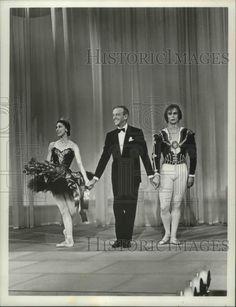 "1965 Press Photo Margot Fonteyn, Rudolph Nureyev Star on ""The Hollywood Palace"" | eBay"