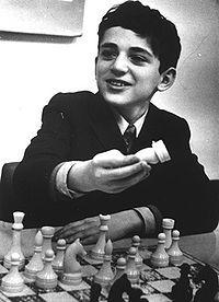 1963 - Garry Kasparov - Chess Grandmaster