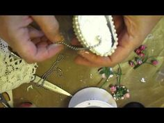 Miniature Shabby Chic Bag - jennings644 - YouTube