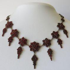 33 Best Vintage Bohemian Garnet Jewelry