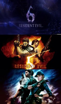 resident evil, game, freewallpapers