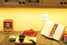 Photo:  | thisoldhouse.com | from How to Install Undercabinet Lighting