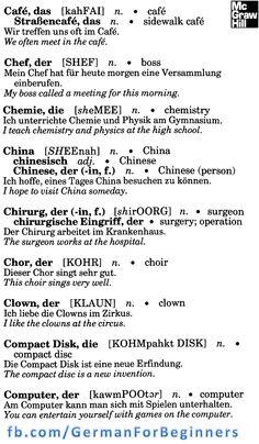 German For Beginners: 34 German Grammar, German Words, Learn German, Learn English, German English, German Language Learning, Language Activities, Good Communication, Idioms