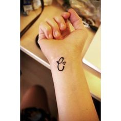 65 Totally Inspiring Ideas For Wrist Tattoos ❤ liked on Polyvore featuring accessories and body art