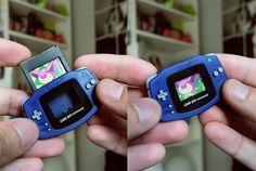 Mini Nintendo Advance
