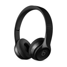 Beats Solo3 Wireless On-Ear Headphones (PRODUCT)RED (£240) ❤ liked on Polyvore featuring accessories, tech accessories and red headphones