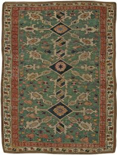 Caucasian Shirvan Antique Rug BB5904 #Caucasian