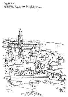 Matera 1999   by gerard michel