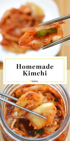 dinner ideas with kimchi ~ kimchi dinner ideas , dinner ideas with kimchi Asian Recipes, Healthy Recipes, Ethnic Recipes, Easy Korean Recipes, Fermented Foods, Korean Food, Vietnamese Food, Healthy Eating, Healthy Food