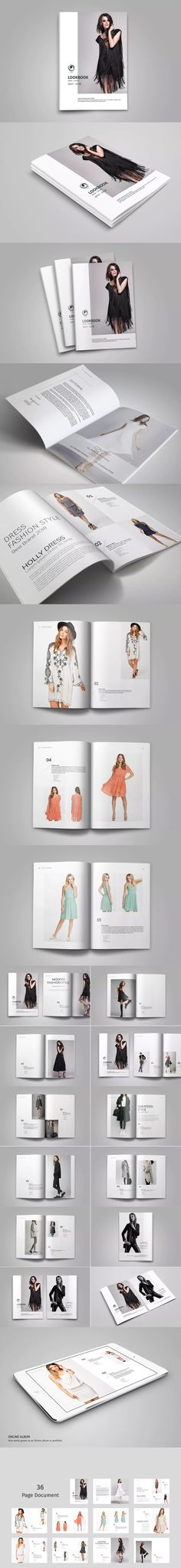 194 best lookbook templates images on pinterest in 2018 a4
