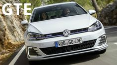 2017 Volkswagen Golf GTE Plug-In-Hybrid 1.4 TSI (204 PS)