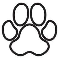 paw print templates for nickelodeon...paw patrol