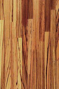Zebrano Wood Worktops