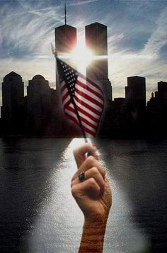 Our Twin Towers ~ God Bless America I Love America, God Bless America, World Trade Center, 11 September 2001, A Lovely Journey, We Will Never Forget, Let Freedom Ring, Home Of The Brave, Land Of The Free