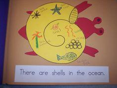 The Ocean « Kindergarten Nana