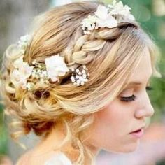 country wedding hair | Wedding Hair | country wedding