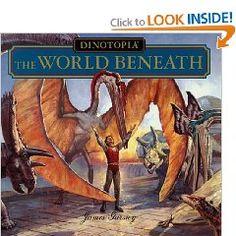 Dinotopia: The World Beneath  #kids #books