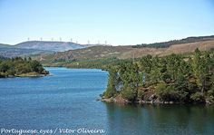 Albufeira da Barragem da Venda Nova - Portugal