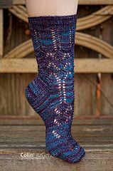 Ravelry: Traveling Socks pattern by Liz Abinante