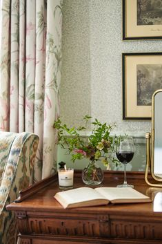 Newly refurbished Classic Mountain View Room in the Original Building Connemara, Luxury Accommodation, Classic Elegance, Mountain View, Bedrooms, Contemporary, The Originals, Building, Home Decor