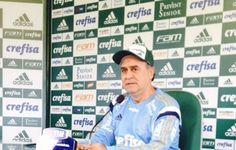 Marcelo Oliveira confirma que não deve mudar time contra a Ponte Preta