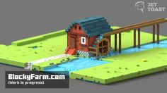 "jettoastさんのツイート: ""Do U like our #screenshotsaturday ? Watermill created with…"