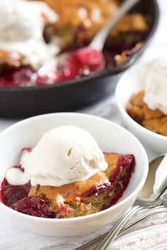 Grain Free Raspberry Cake | GI 365