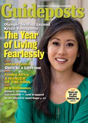 In the January 2013 edition of Guideposts, legendary Olympic figure skater Kristi Yamaguchi reveals that winning gold at Albertville in 1992 was not her biggest achievement that year.