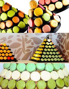 Macarons Patrick Agnellet - Chocolatier