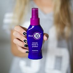 Product Review: It's a 10 Hair Styling Spray-- Awesome product, I love this stuff!!