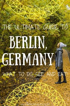 I've been living in Berlin for a year now, and there are so many reasons why I choose to move to Berlin. I love this city and its energy, and there's just so much to do! Here's the ultimate guide to Berlin where I show you what to eat in Berlin, what to see in Berlin, and what to do in Berlin   Be My Travel Muse #BerlinGuide #Berlin #Germany