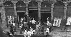 Censura. A fachada da 'Tribuna da Imprensa', que não circulou em 24 de agosto de…