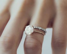 Good Stone • Custom Engagement rings, wedding bands, stackers, and stackable rings #weddingring