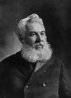 Mar 3, 1847 Alexander Graham Bell born in Edinburgh, Scotland, was one of the primary inventors of the telephone, did important work in communication for the deaf and held more than 18 patents.