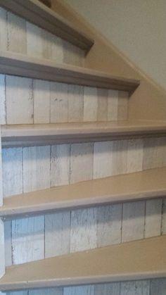 Idee n voor het huis on pinterest vans cardboard houses and haken - Gang decoratie met trap ...