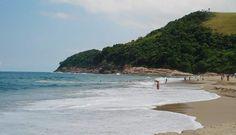 Praia Santiago - São Sebastião - Litoral Norte