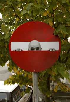 Do Not Enter Project - By Dan Witz